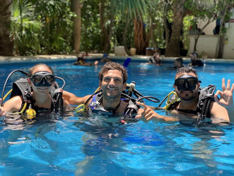 Playa del Carmen Diving Center Riviera Maya Scuba Diving